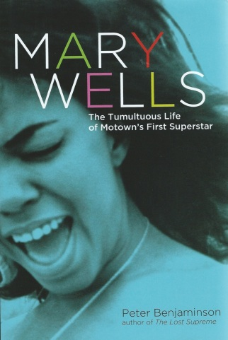 Mary Wells book cover
