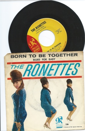 Ronettes:Born to Be Together