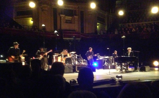 Bob Dylan Albert Hall