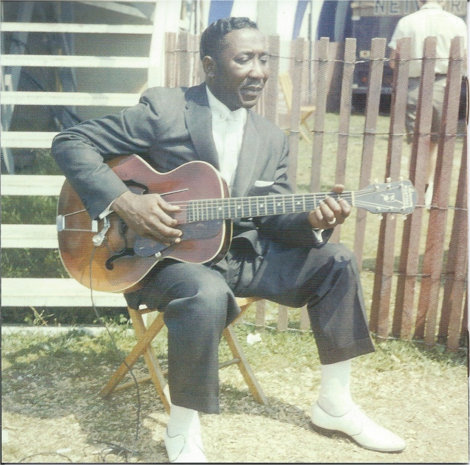 Muddy Waters at Newport