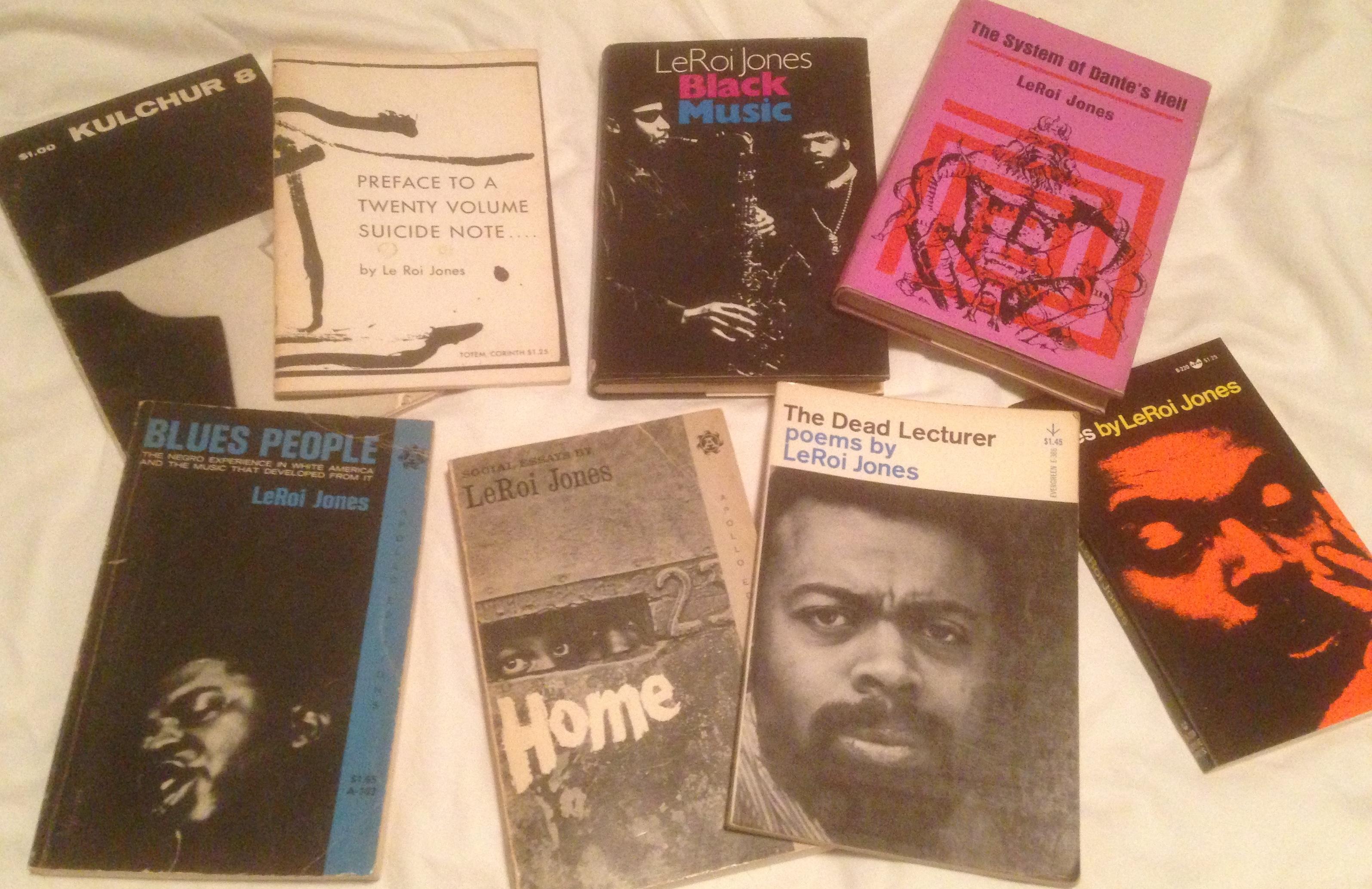 amiri baraka home social essays Home: social essays (1966) black magic (1969) in our terribleness (1970) selected essays of amiri baraka/leroi jones.