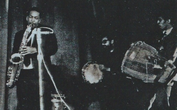 John Coltrane : Temple U
