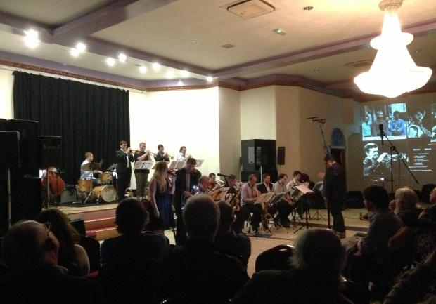 Reuben Fowler Big Band 2