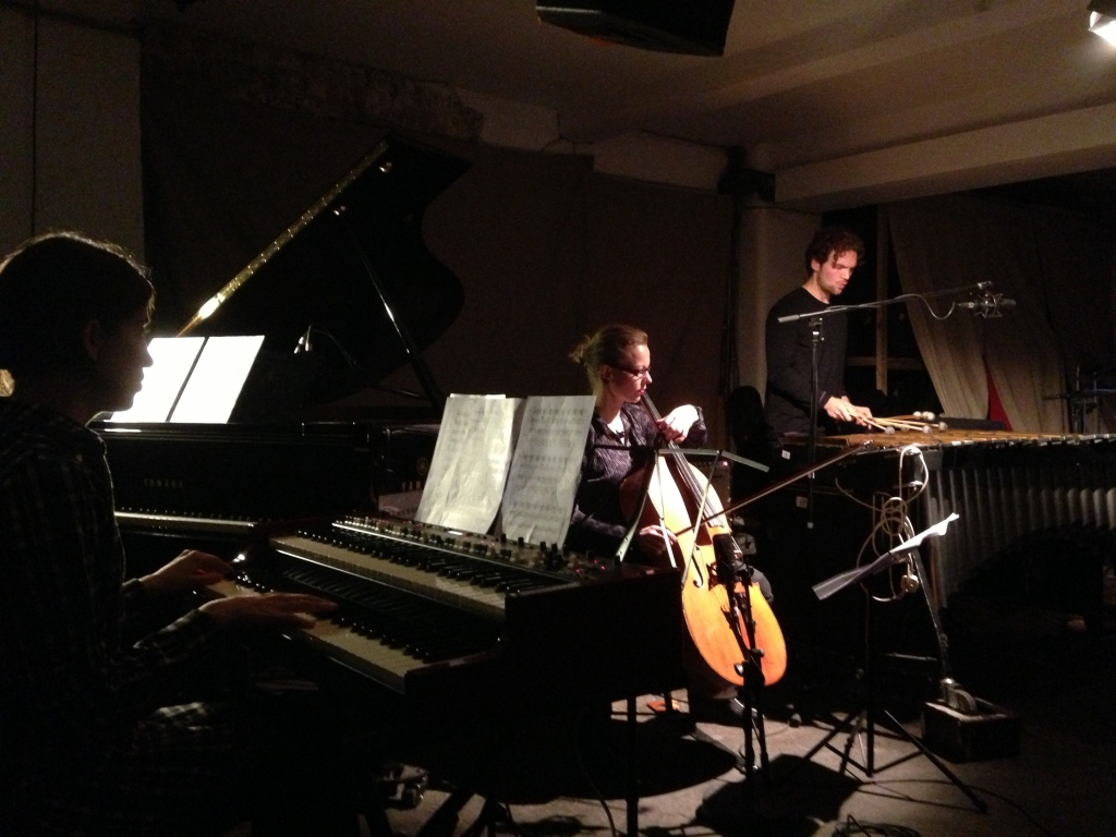 Hakon Stene at Cafe Oto