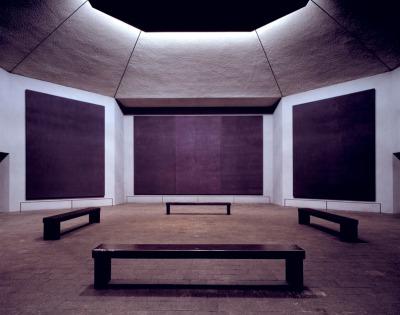 Rothko Chapel 1