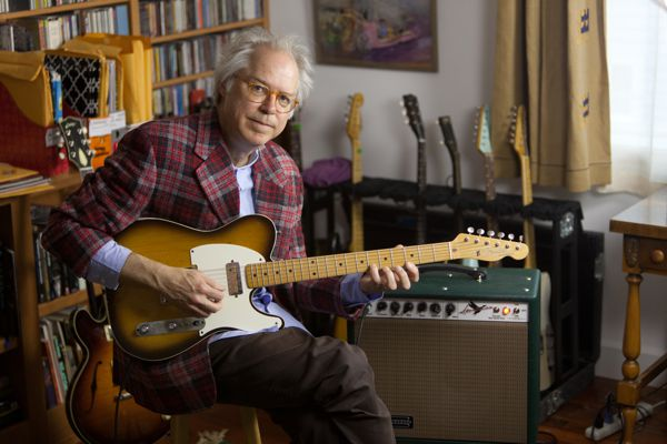 Bill Frisell at home 2