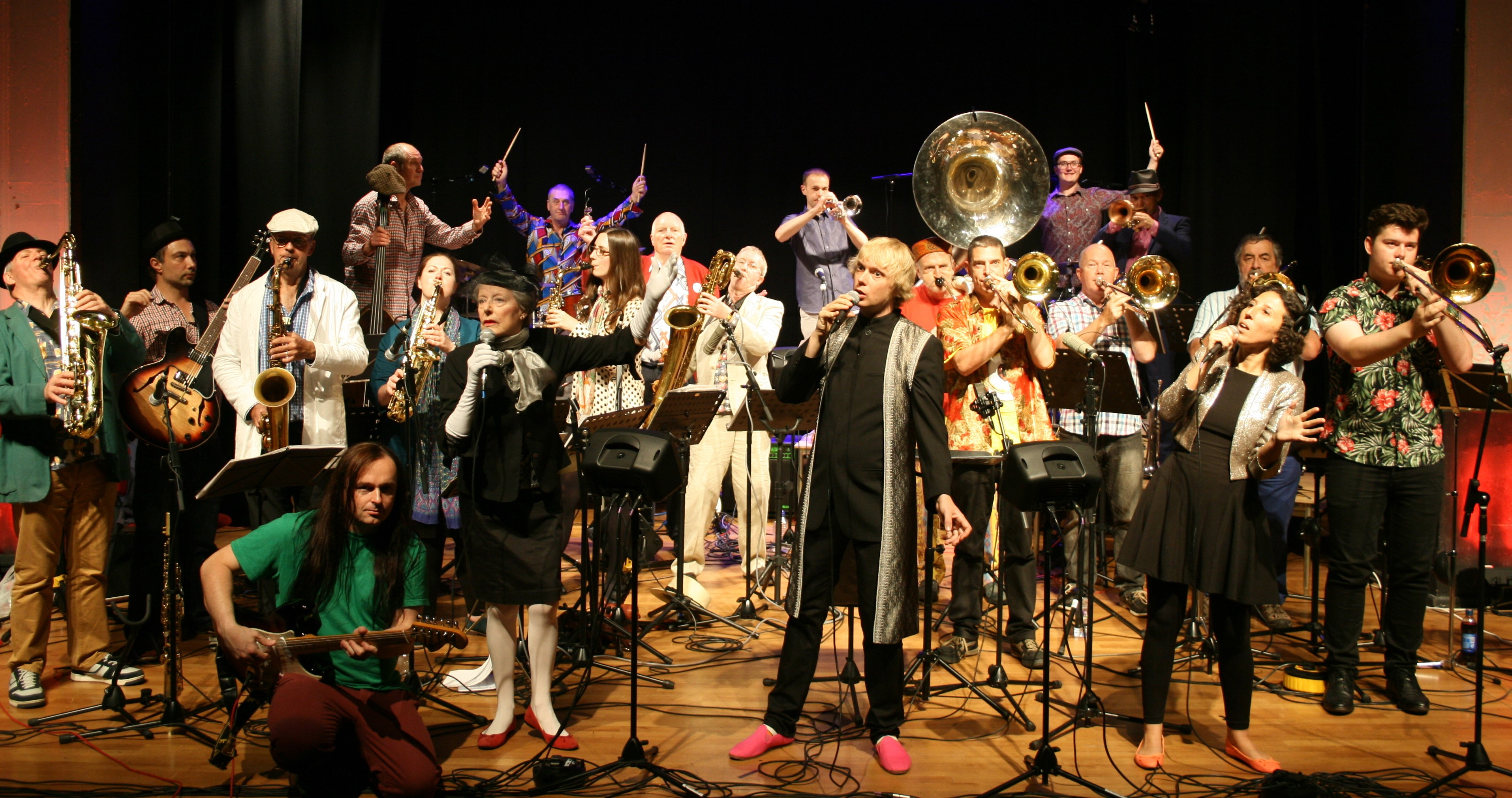 The Uncommon Orchestra image 1