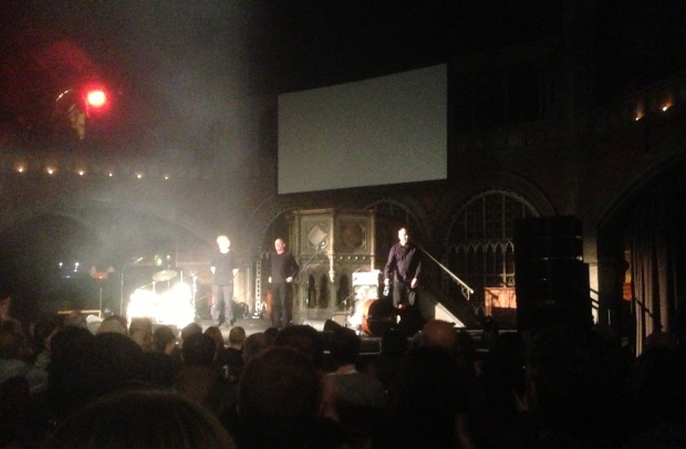 Necks at Union Chapel 1