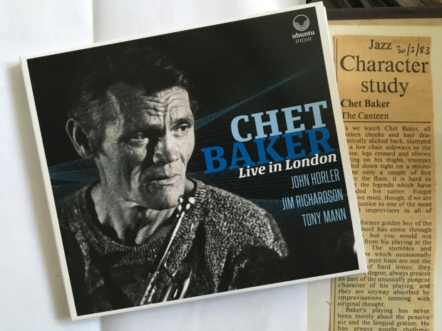 Chet Baker at the Canteen