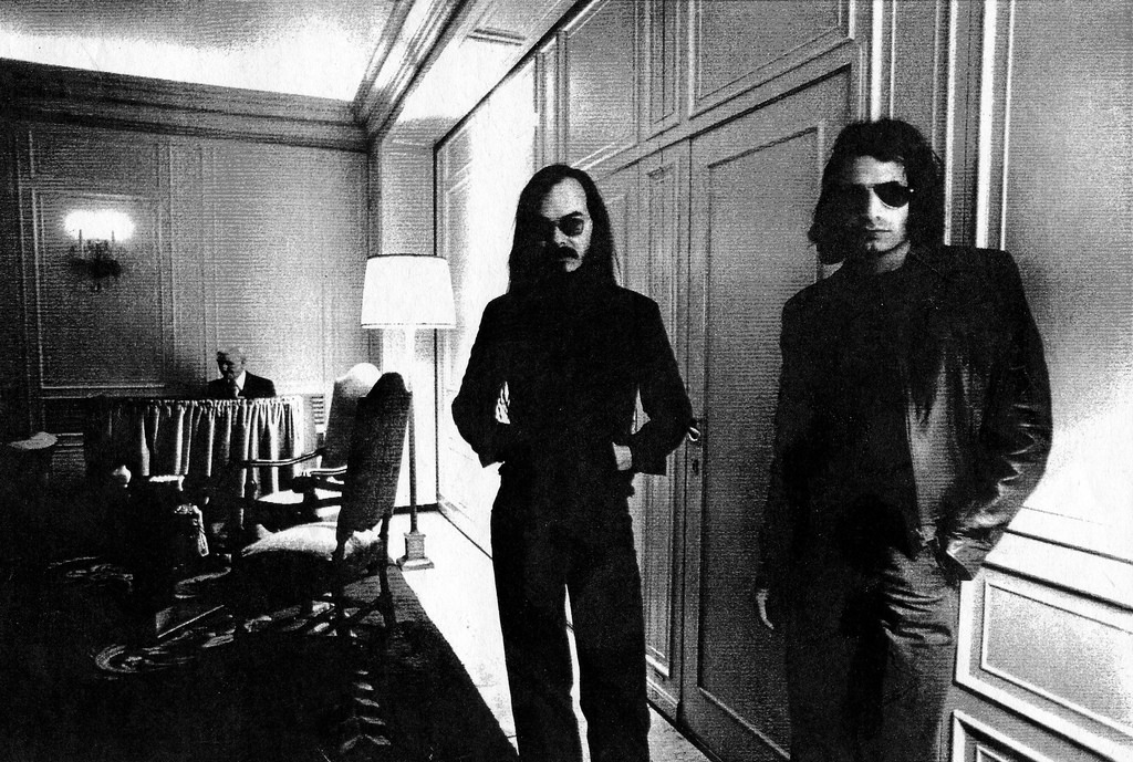 Walter Becker and Donald Fagen 2