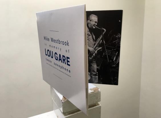 Lou Gare album