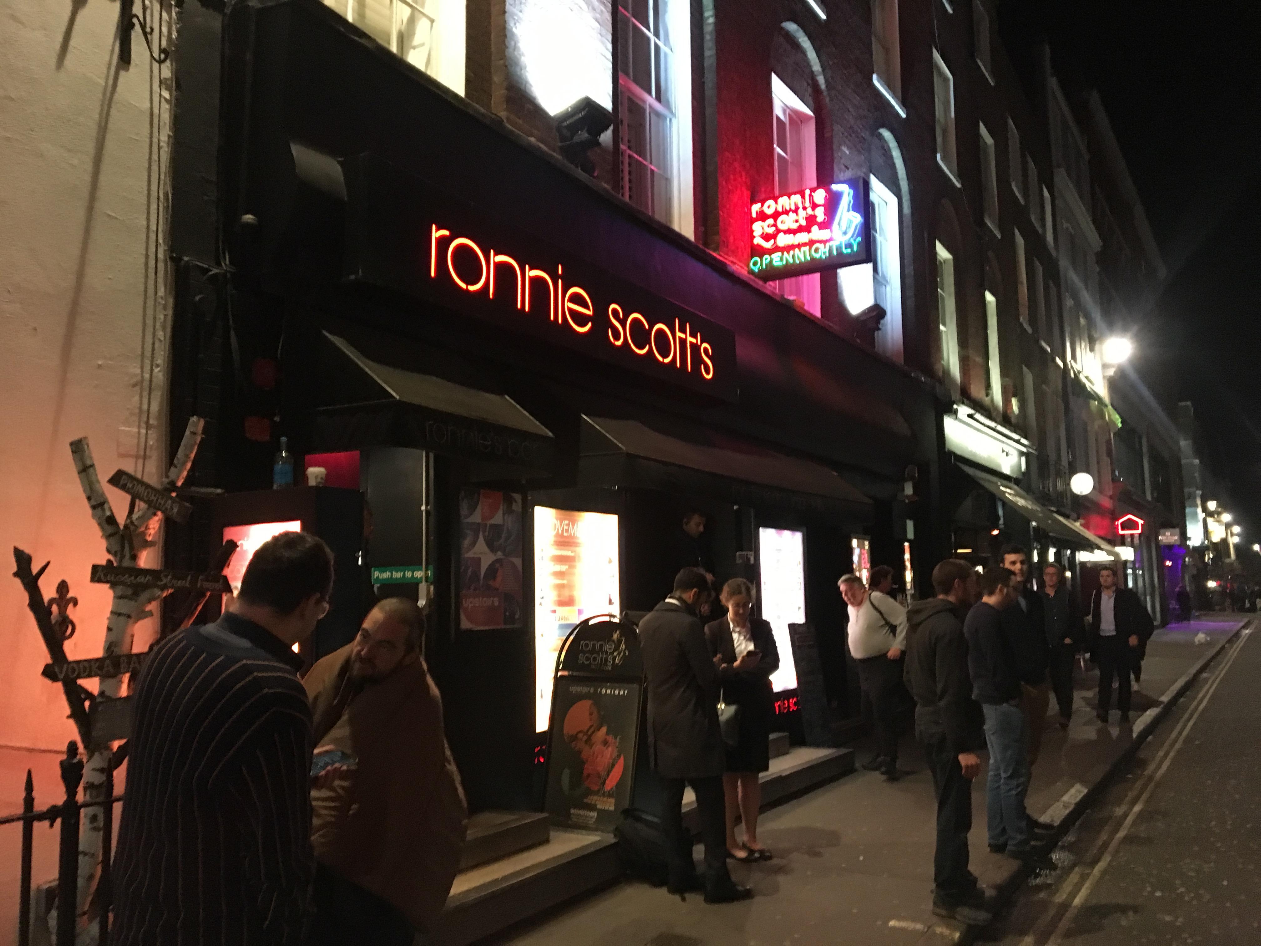 Ronnie Scott's at 60