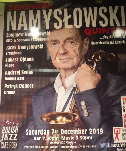 Namyslowski poster