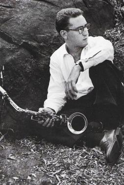Lee Konitz William Claxton
